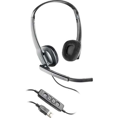 Plantronics Blackwire C220 Headset - Stereo