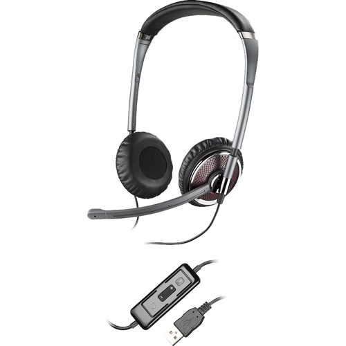 Plantronics Blackwire C420-M Headset - Stereo
