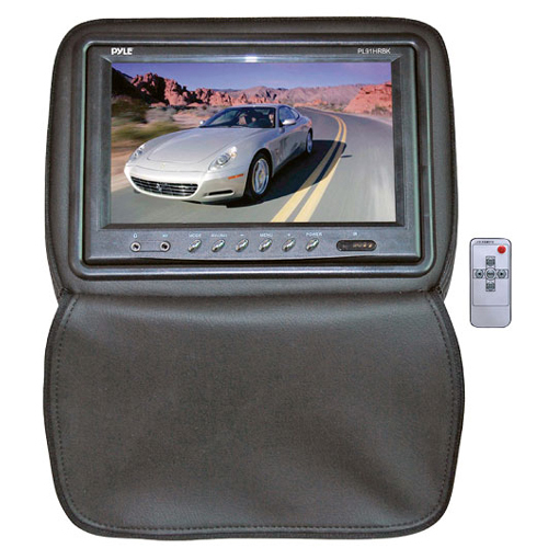 "Pyle PL91HRBK 9"" Car Monitor"