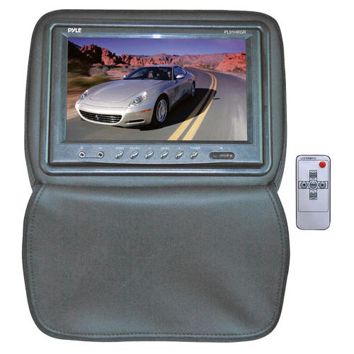 "Pyle PL91HRGR 9"" Car Monitor"