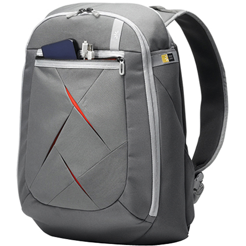 Case Logic ULB-116GRAY Carrying Case (Backpack) for 16&quot; Notebook - Gray