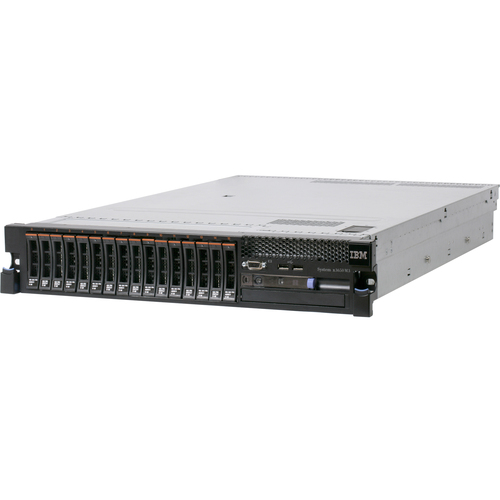 IBM System 7945D2U Entry-level Server - 1 x Xeon E5620 2.40 GHz - Rack