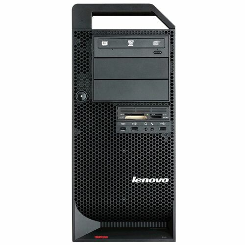 Lenovo ThinkStation D20 4155B7U Tower Workstation - 2 x Processors Supported - Intel Xeon E5620 Quad-core (4 Core) 2.40 GHz