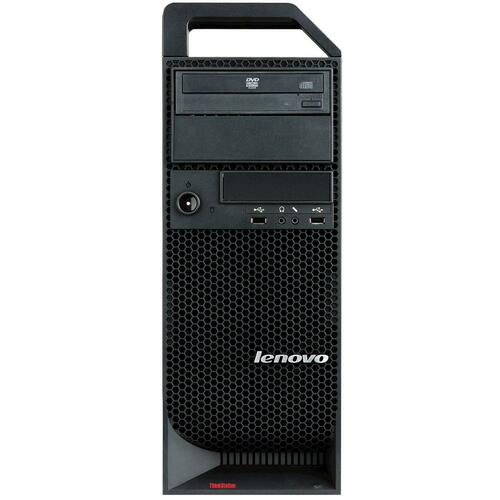 Lenovo ThinkStation S20 4105J3U Tower Workstation - 1 x Processors Supported - 1 x Intel Xeon E5507 Dual-core (2 Core) 2.26 GHz