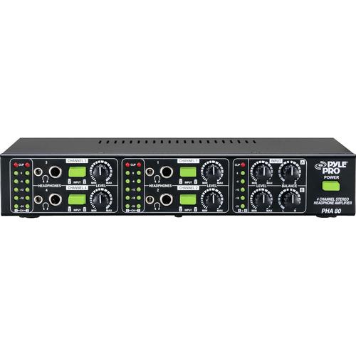 Pyle Pro PHA80 Signal Amplifier