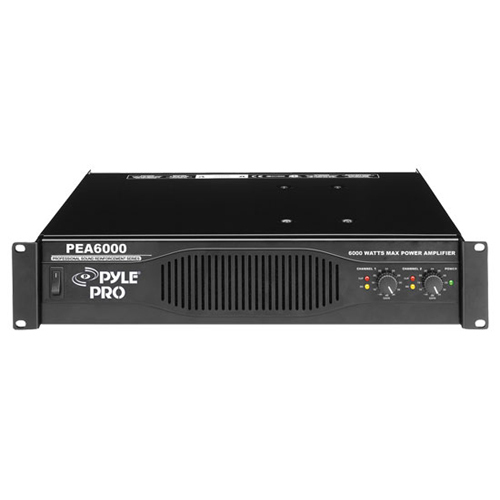 Pyle PEA6000 Amplifier