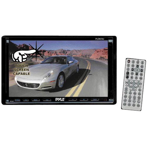 Pyle PLDN70U Car DVD Player