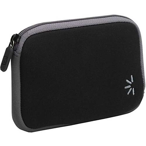 Case Logic GNS-1 Portable Navigator Case - Neoprene - Black