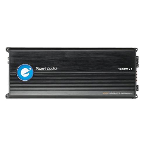 Planet Audio BB1400.1 1-Channel 1900 Watt Mono Block Car Stereo Amplifier