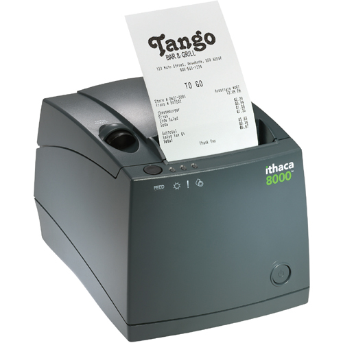 TransAct Technologies Direct Thermal Printer - Monochrome - Label Print