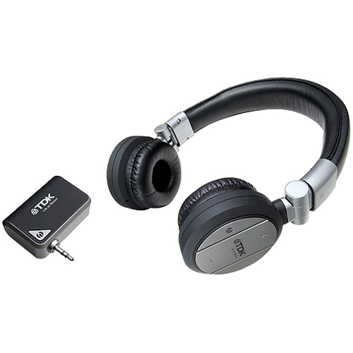 TDK WR700 Headphone - Stereo