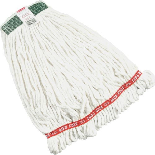 Rubbermaid Commercial Web Foot Shrinkless Wet Mop
