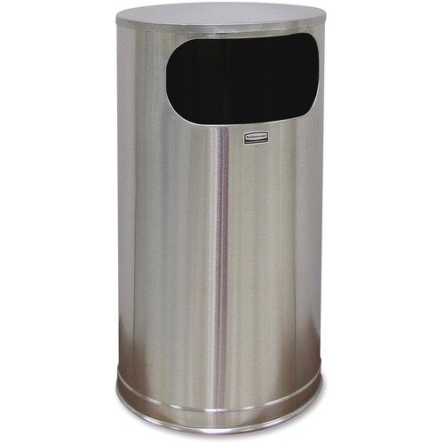 Rubbermaid 12-gal Steel Flat Top Container