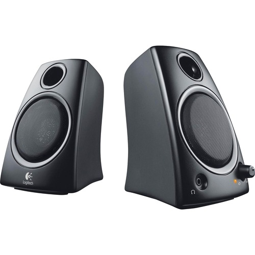 Logitech Z130 2.0 Speaker System - 5 W RMS
