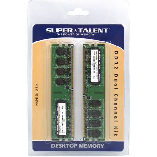 Super Talent T667UX4GV 4GB DDR2 SDRAM Memory Module