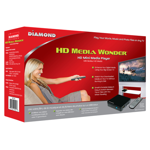 Best Data HD Media Wonder Digital Multimedia Player