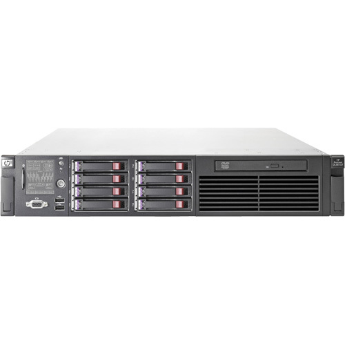 HP ProLiant DL385 G7 573089-001 Entry-level Server - 1 x Opteron 6128 2GHz - Rack