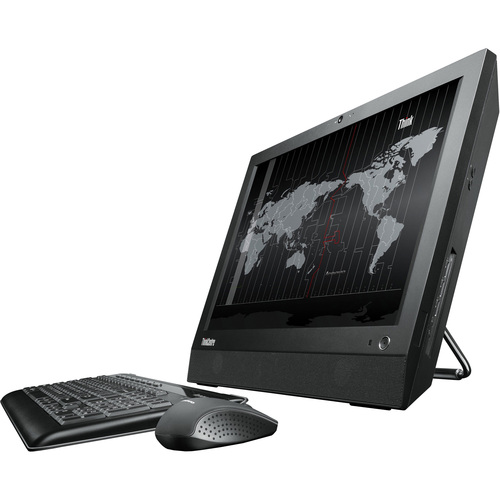 Lenovo ThinkCentre A70z 0401A3U All-in-One Computer - Intel Pentium E5500 2.80 GHz - Desktop - Business Black