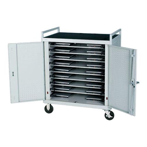 Bretford LAP18EULFR-CTMBT Laptop Cart