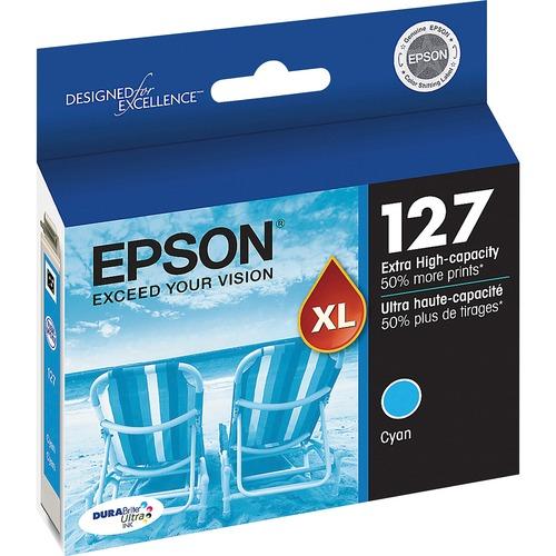 EPSON - SUPPLIES EXTRA HIGH CAPACITY CYAN INK CARTRIDGE
