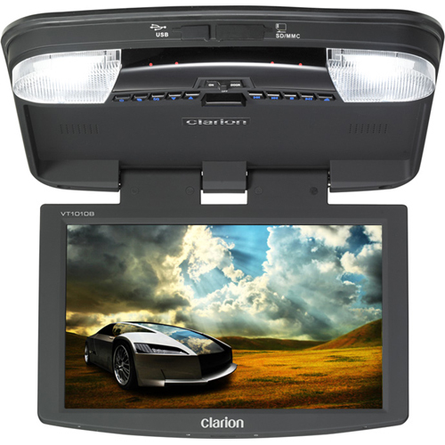 Clarion VT1010B Car DVD Player