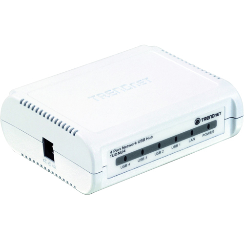 TRENDnet 4-port Network USB Hub