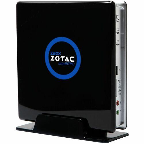 Zotac ZBOX HD-ID11 Desktop Computer - Atom D510 1.66 GHz - Mini PC - Black, White
