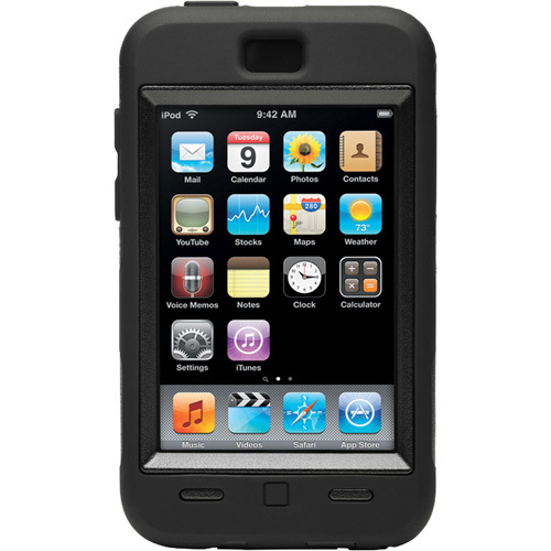 Otterbox Defender APL2-TCH3G-20-C5OTR Multimedia Player Skin