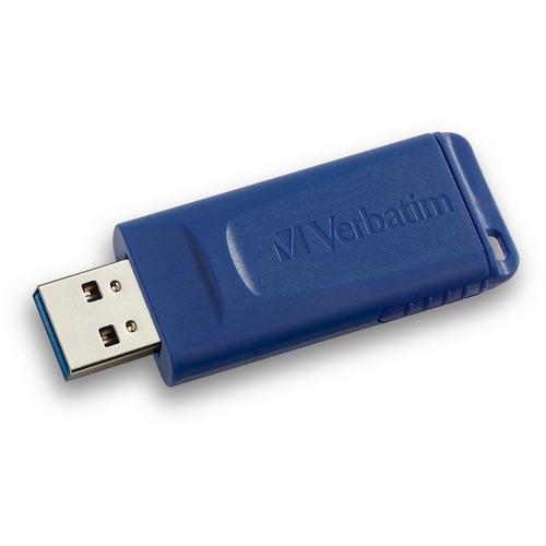 Verbatim 4GB USB Flash Drive - Blue