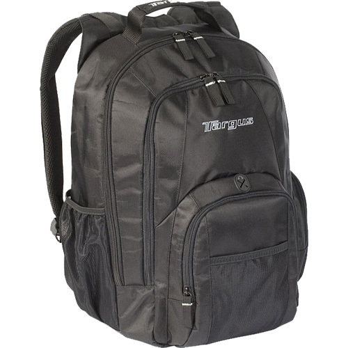"Targus Groove CVR600 Carrying Case (Backpack) for 15.4"" Notebook - Black"