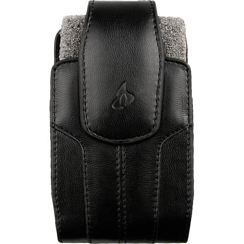Hoffco Brands 06-12032 Smartphone Case - Leather - Black