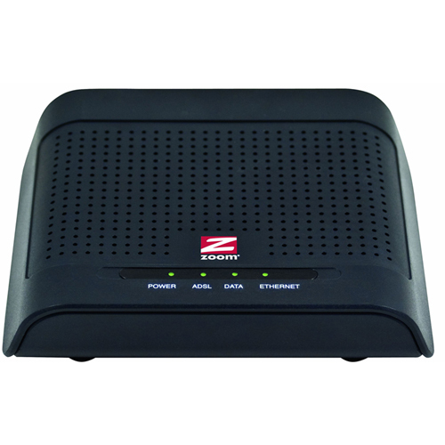Zoom 5751 Broadband Router - 5 Port - 24 Mbps ADSL2+