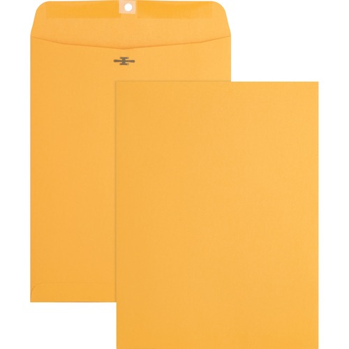 Bus. Source Heavy-duty Clasp Envelopes | by Plexsupply