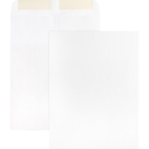 Bus. Source 28 lb. White Catalog Envelopes   by Plexsupply
