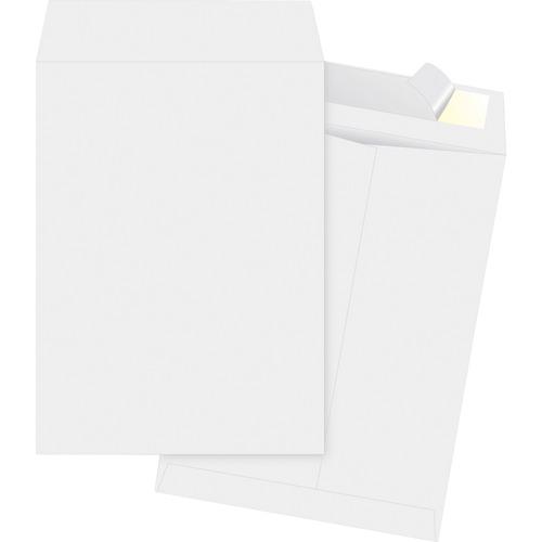 Bus. Source Tyvek Open-end Envelopes   by Plexsupply
