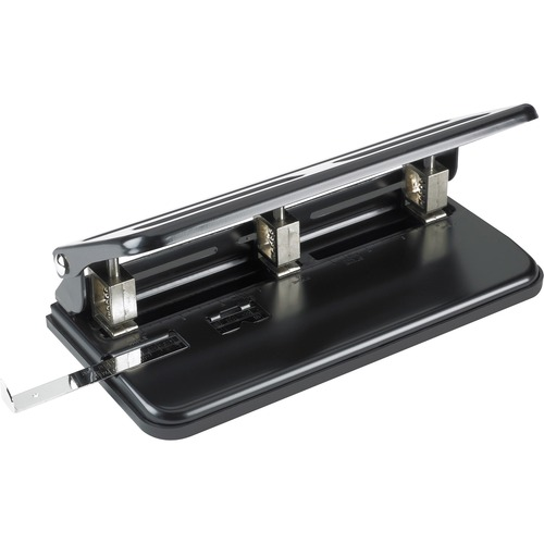 Bus. Source Heavy-duty 3-hole Punch  | by Plexsupply