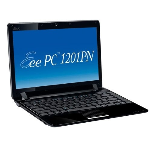 "Asus Eee PC 1201PN-PU17-BK 12.1"" LED Netbook - Atom N450 1.66 GHz - Black"
