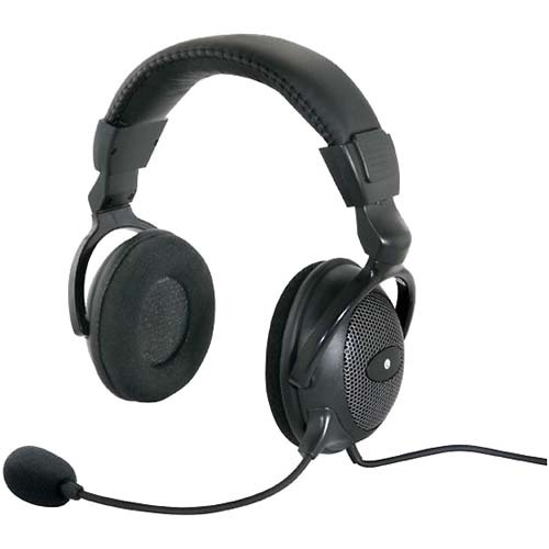 Rude Gameware Primal RUDE-100 Headset - Stereo