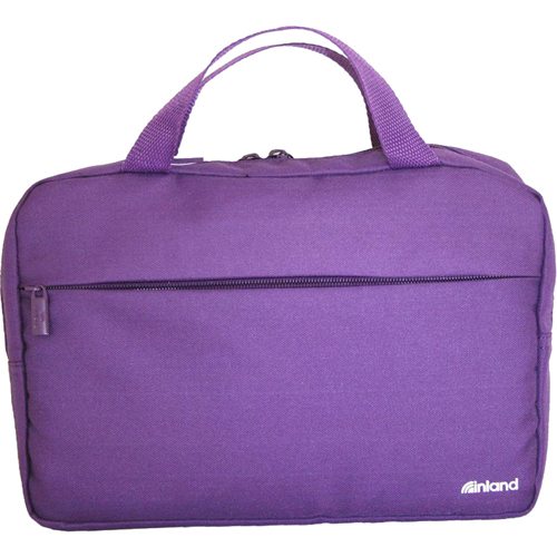 Inland 02493 Carrying Case for 17.3&quot; Notebook - Purple