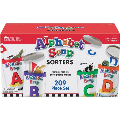 Learning Res. Alphabet Soup Sorters Skill Set | by Plexsupply