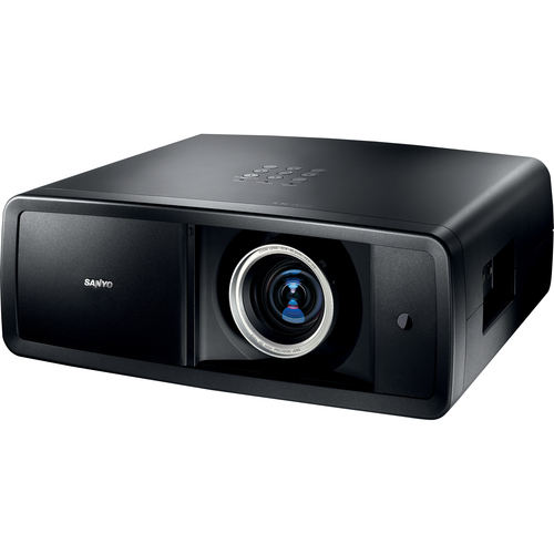Sanyo PLV-Z4000 1200 Lumens 1920 x 1080 65000:1 LCD Projector