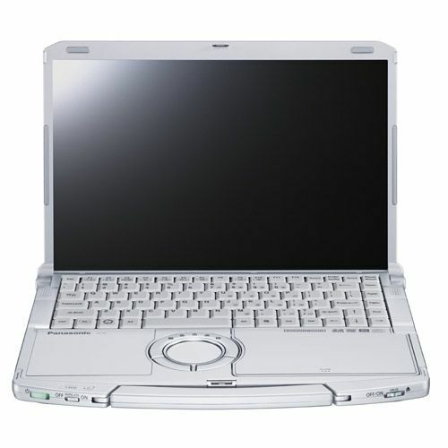 "Panasonic Toughbook CF-F9KWLZG1M 14.1"" Notebook - Core i5 2.40 GHz"