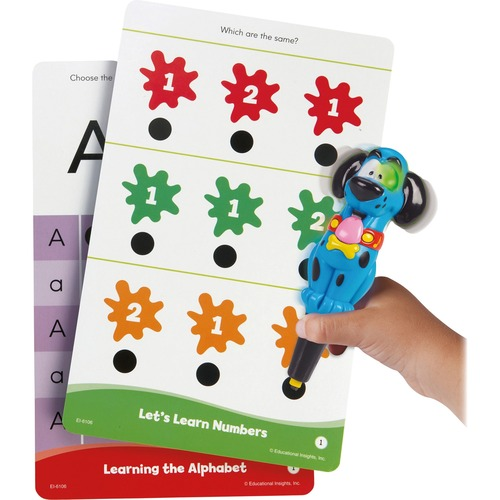 Eductnl Insights Hot Dots Jr School Learning Set | by Plexsupply