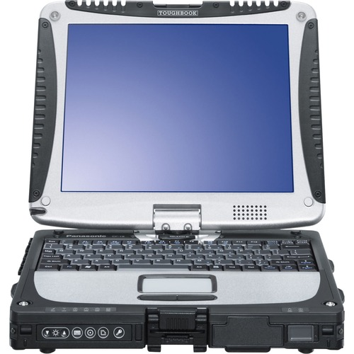 "Panasonic Toughbook 19 Series 10.4"" LED - Core i5 1.20 GHz - 2 GB SDRAM - 160 GB HDD - 64-bit Windows 7 Home Fully-Rugged Notebook"