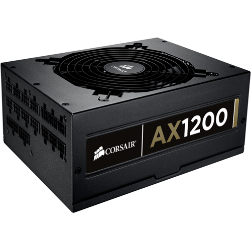 Corsair Professional CMPSU-1200AX ATX12V & EPS12V Power Supply