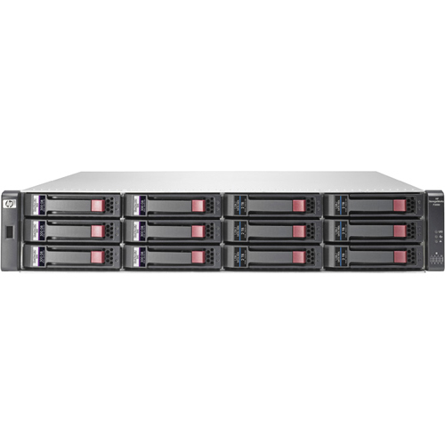 HP StorageWorks P2000 Hard Drive Array
