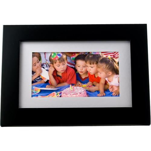 "Pandigital PanImage PI7002AWB 7"" LED Digital Frame - Black"