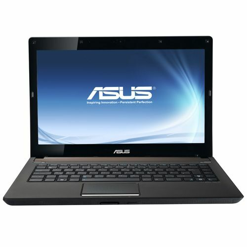 "Asus N82JQ-A1 Notebook PC - Core i7 i7-720QM 1.60 GHz - 14"" - Dark Brown"
