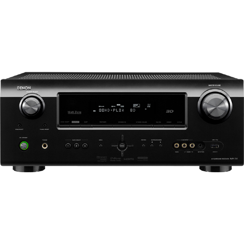 Denon AVR-791 A/V Receiver - 90 W RMS - 7.1 Channel