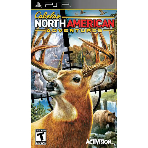 Activision Cabela's North American Adventures 2011